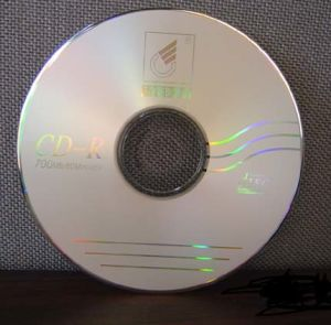 CD-R & DVD-R