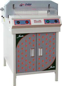 Automatic Electric Paper Cutter (JT-450V+)