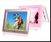 "High Brightness Color 8"" LED Panel Photo Frame"
