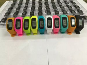 Bracelet 2D Sensor Pedometer, 235 X 26 X 14mm pictures & photos