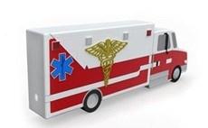 Ambulance USB Flash Drive