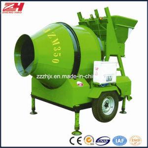 JZM High Capacity Friction Concrete Mixer