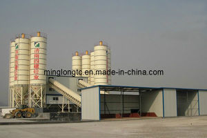 Concrete Mixing Station (HZS60) pictures & photos