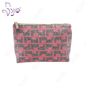 Lady Pink Travel Pouch Fashion Portable Toiletry Bag pictures & photos