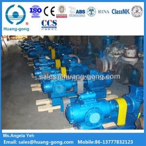 Huanggong Machinery Dirty Oil Pump Three Screw Type for Ship pictures & photos