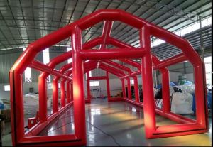 Durable and Reliable Inflatable Obstacle for Outdoor Playground pictures & photos