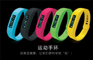 Bluetooth Bracelet, Smart Watch, Smart Phone -Ms002q-Sh
