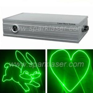 3W / 4W / 5W Green Animation Laser Projector