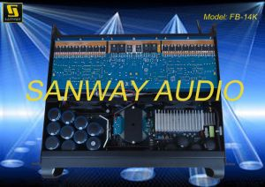 2 Ohms Stable Tube Amplifiers (Sanway FB-14K) pictures & photos