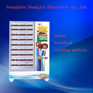 The Heat Preservation Fast Food Vending Machine with Ce
