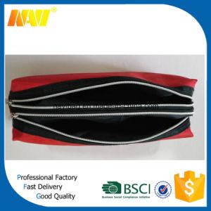 Nylon Designer Pencil Bag with Double Zipper pictures & photos