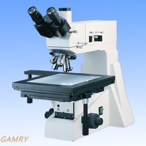 Professional High Quality Upright Metallurgical Microscope (Mlm-101) pictures & photos
