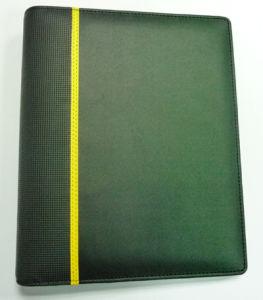 Handmade A5 Binder, Notebook Case, File Folder pictures & photos