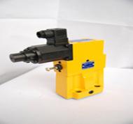 Proportional Electro-Hydraulic Relief Valves (EBG Series)