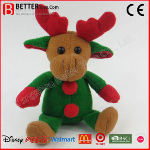 Gift Stuffed Animal Soft Toy Reindeer Plush Christmas Toy for Kids pictures & photos