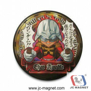 High Quality Round Fridge Magnet pictures & photos