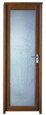 Good Price Aluminum Decorative Interior Glass Doors (BT-8170) pictures & photos