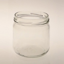 480ml Eco-Friendly Food-Grade Glass Jar pictures & photos