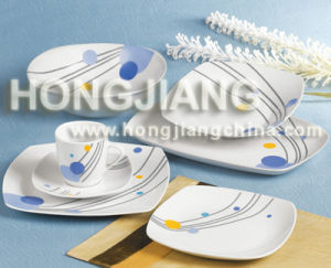 32PCS Porcelain Tableware (086) pictures & photos