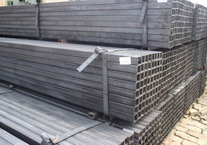 Rectangular Carbon Steel Pipe pictures & photos