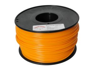 ABS 3.0mm Orange 3D Printing Filament for 3D Printer pictures & photos