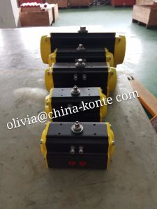 Bt Pneumatic Actuator of High Low Temperature pictures & photos