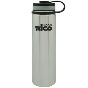 Stainless Steel Vacuum Sports Bottle with Loop 750ml pictures & photos