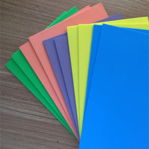 Colorful EVA Foam Sheet for Packing pictures & photos