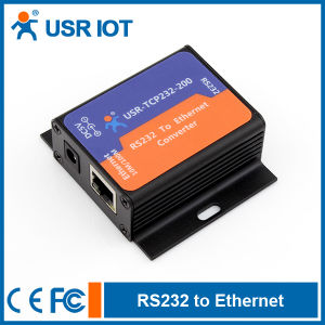 Serial RS232 to Ethernet Server Low Cost (USR-TCP232-200)