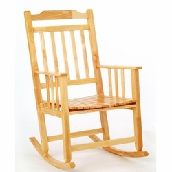 Porch And Deck Rocker In Natural (MMW037)