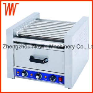 Cheap Electric Hot Dog Machine with Warmer Cabinet pictures & photos