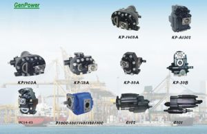 Kp45/Kp55/Kp75b/Kp1405A/Kp1403A/Kp1505A Dump Pump pictures & photos