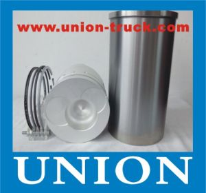Hino Diesel Engine Part, EH700T Piston and Piston Ring Kit