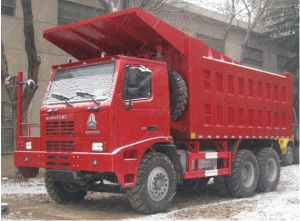 Sinotruk HOWO Mining Dumper (ZZ5707S3642AJ) pictures & photos