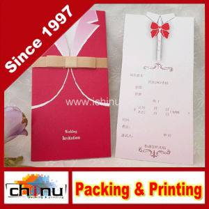 Wedding/Birthday/Christmas Greeting Card (3341) pictures & photos