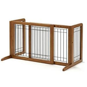 Wood Dog Gates