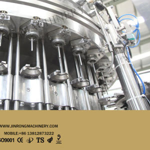 Automatic Carbonated Water Washing Filling Capping Filling Equipment pictures & photos