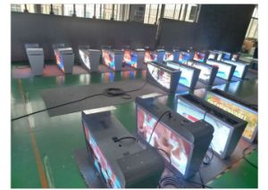 Double Side Outdoor P5 Taxi Top LED Display Screen Factory pictures & photos