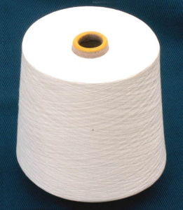 China Wholesale Ring Spun Polyester Viscose Yarn pictures & photos