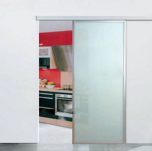 Excellent Frameless Glass Sliding Door Hardwares, Aluminum Alloy