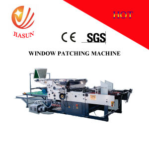 Automatic High-Speed Window Patching Machine Xltc- pictures & photos
