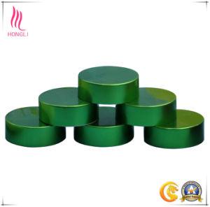 Custom Cosmetic Aluminum Cream Jar Metal Cap for Sale pictures & photos