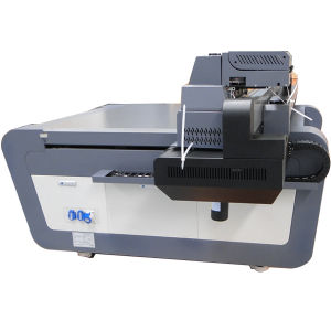 Wer Hot Selling A0 LED UV Flatbed Printing Machine for Glass pictures & photos