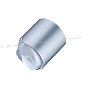 Aluminium Screw Disc Top Caps pictures & photos