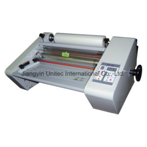 Hot Sale Heating Elements Roll Laminating Machine Laminator Sh-360/Sh-450 pictures & photos