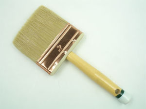 High Quality Best Price White Bristle Paint Brush pictures & photos