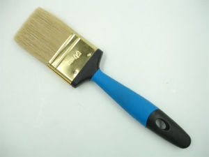 Good Quality Pure White Bristle Paint Brush pictures & photos