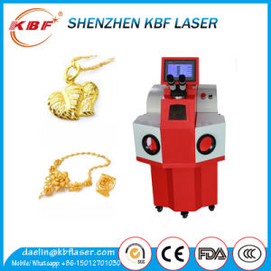 YAG 100W/200W Jewelry Laser Welding Machine with Ce FDA pictures & photos