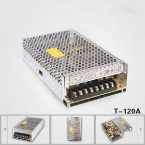 Hot Sale 5V 12V -12V Triple Output Switching Power Supply 120W pictures & photos