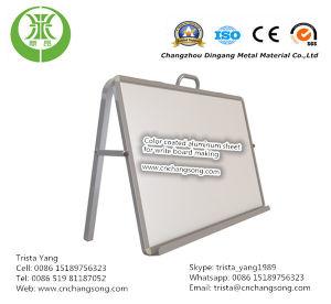 Bill Board Prepainted Aluminum Sheet pictures & photos
